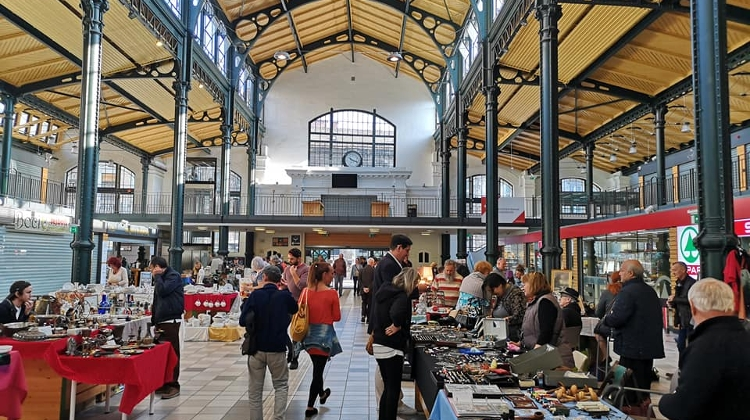 3 Top Flea Markets In Budapest