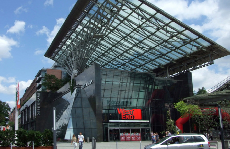Budapest Westend Shopping Mall Wins Superbrands Award For 8th Time