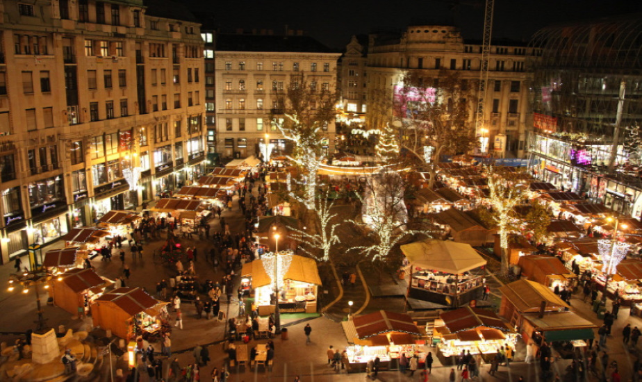 Budapest Christmas Fair To Be Held Online