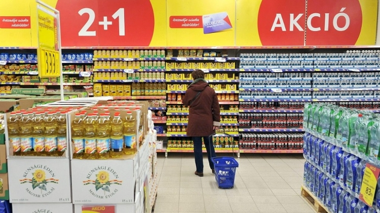 Retail Outlets In Hungary Down By 24,000 Since 2010