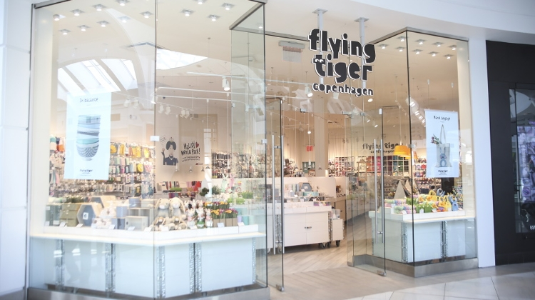 Flying Tiger Debuts Private Shopping Service In Hungary