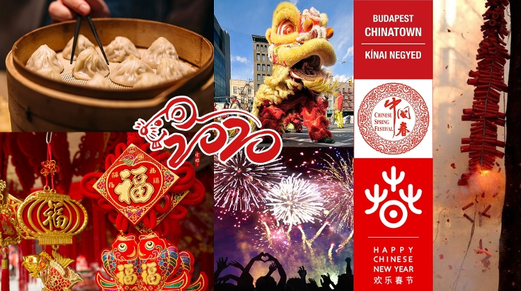 Free Admission: Lunar New Year Festival @ Budapest's Chinatown, 1-2 February