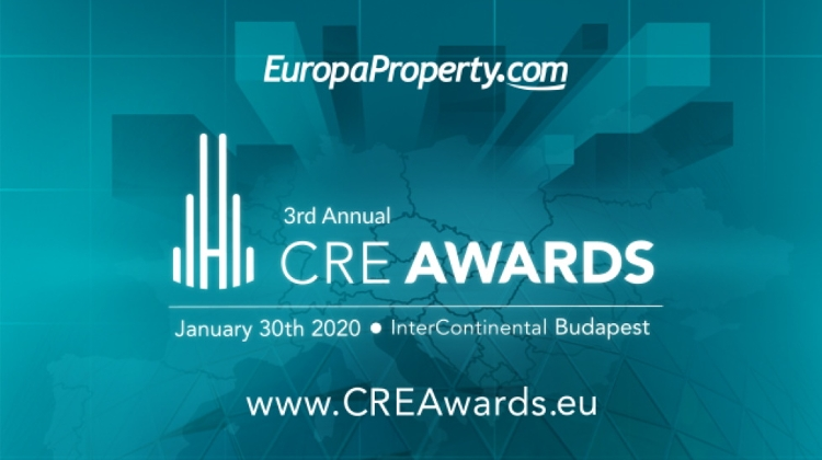 3rd Annual CRE Awards Promises Big Night In Budapest