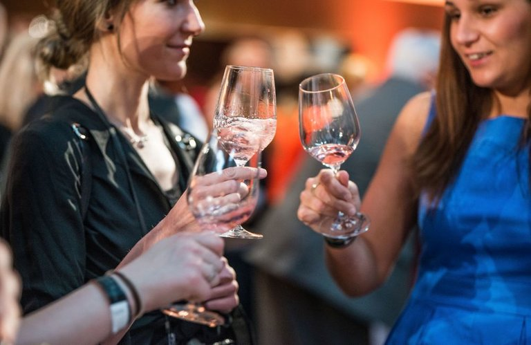 'Cherchez La Femme' Wine Tasting, Sofitel Budapest Chain Bridge, 7 March