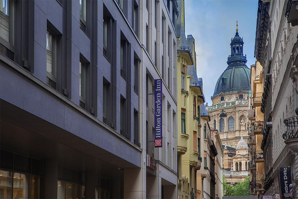 Hilton Garden Inn Budapest: Our Doors Are Open