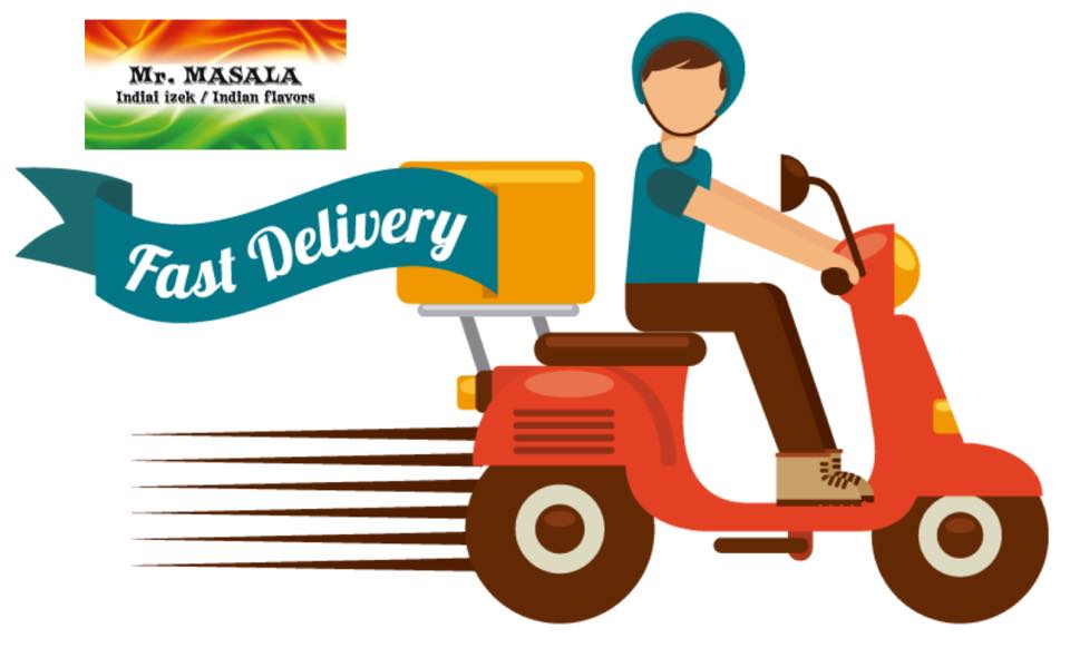 Mr Masala Indian Restaurant In Budapest Offers Home Delivery