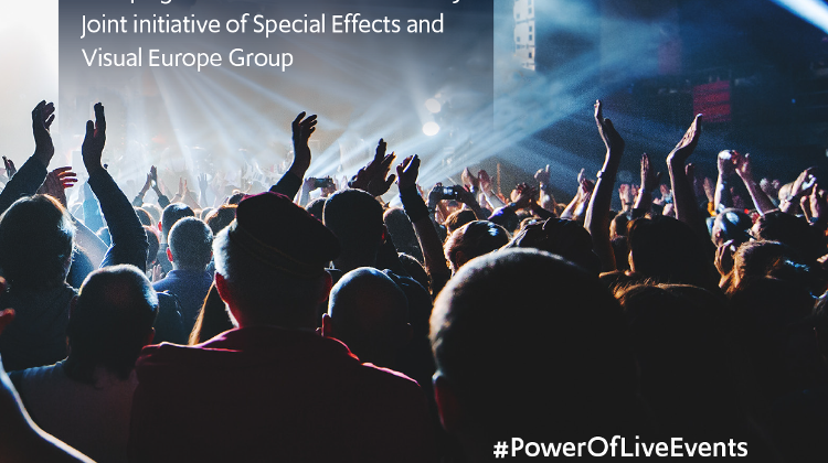 Special Effects Ltd's Social Media Campaign To Revive 'The Power Of Live Events' In Budapest
