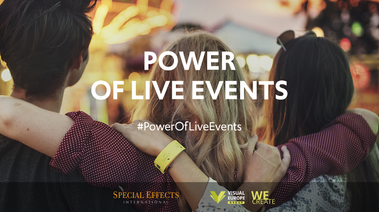 Special Effects  Hungary: Power Of Live Events Campaign Is To Become A Mega-Project