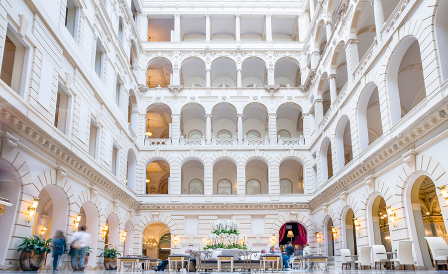 Introducing New York Palace Hotel In Budapest