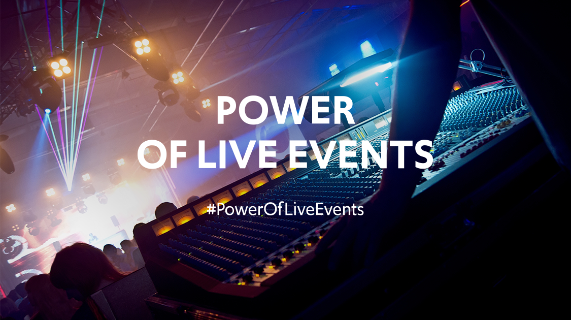 'Power Of Live Events' By Special Effects Hungary