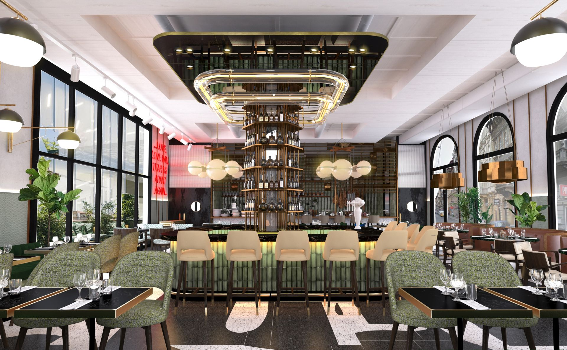 A Brand New Restaurant From Hard Rock Hotels Brings Fresh Vibes To Budapest