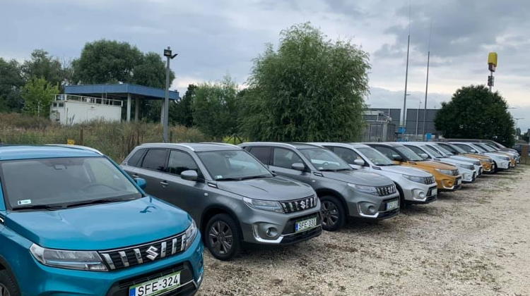 Brand New Cars @ U-Save Auto Rental Hungary
