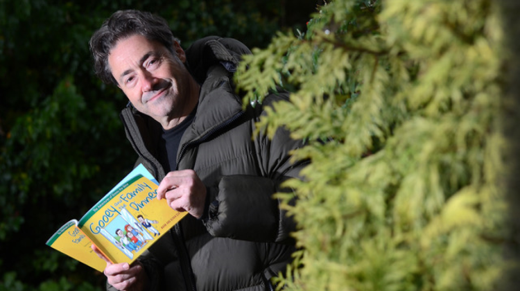 Expat Father In Hungary Reconnects With His Daughter During Pandemic Through Children's Book Series