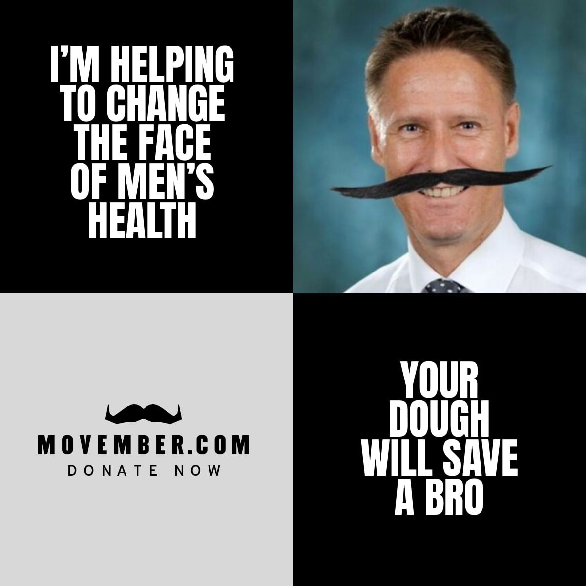 'Movember' Movement & The British International School Budapest