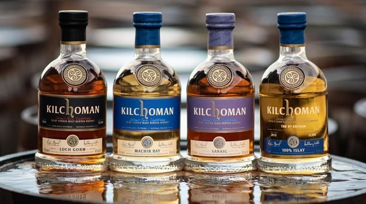 "WhiskyNet Hungary: Kilchoman - ""From Barley To Bottle"""
