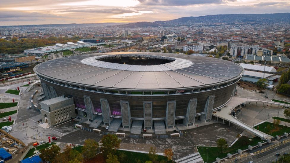 Budapest To Host Upcoming Europa League Final