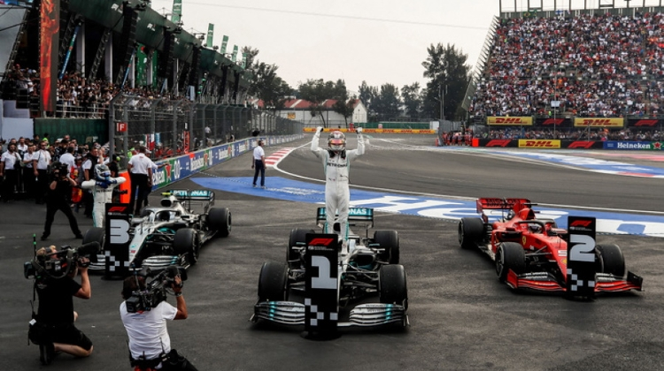 F1 Race In Hungary Will Still Take Place, Organisers Explain How