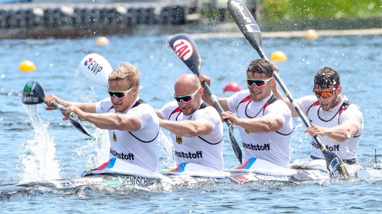 Szeged To Host Kayak-Canoe European Olympic Qualifiers Next Year