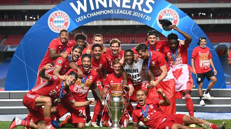 Bayern & Sevilla To Contest European Super Cup In Budapest