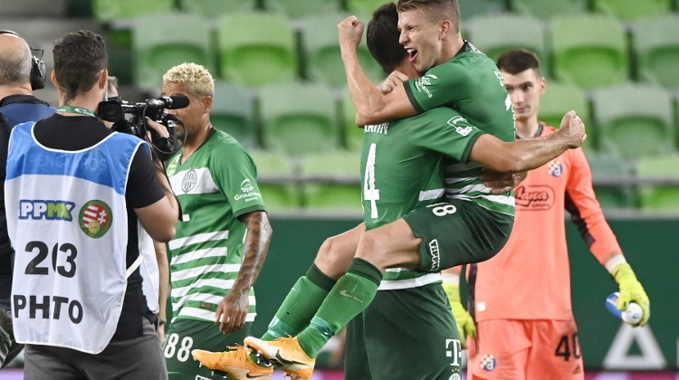 Video: Uzuni Earns Ferencváros Famous Win Over Dinamo Zagreb