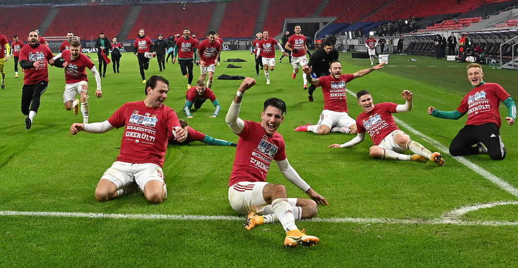 Video: Hungary Qualify For EURO 2020