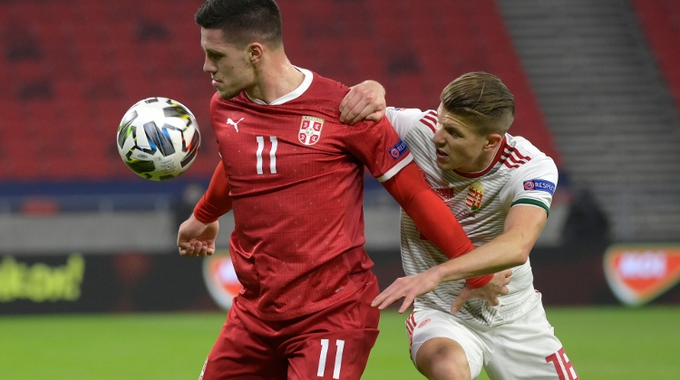 Kalmár Keeps Hungary In Hunt For Top Spot