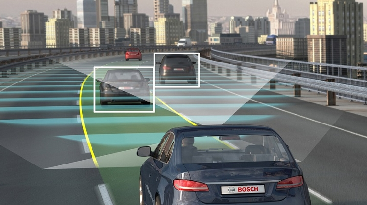 Bosch To Test Self-Driving Cars In Budapest