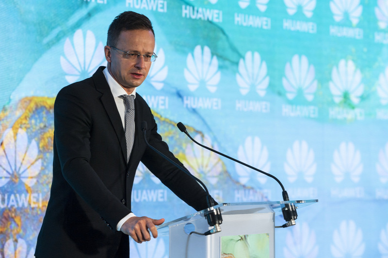 Huawei To Set Up R&D Centre In Budapest