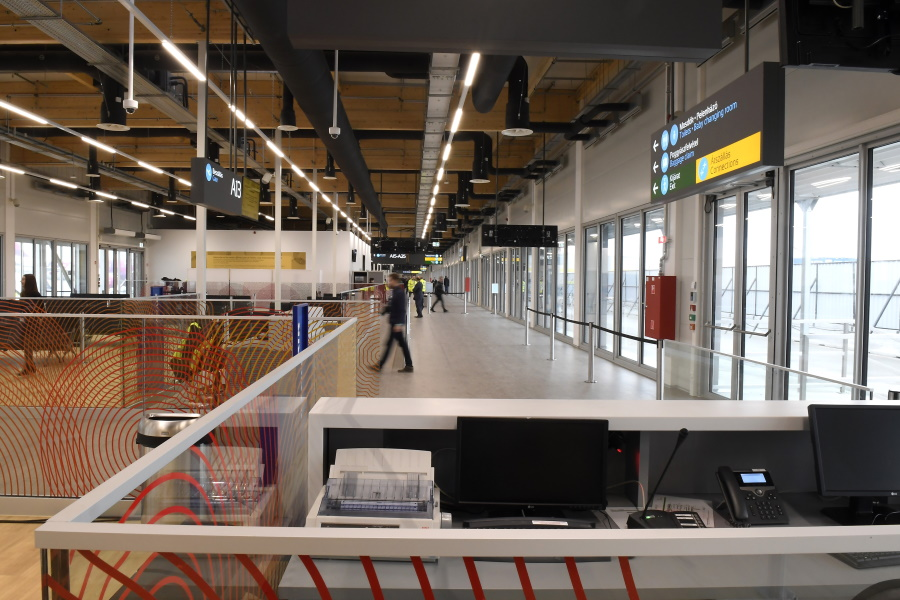 Budapest Airport Inaugurates Pier For Low-Fare Passengers