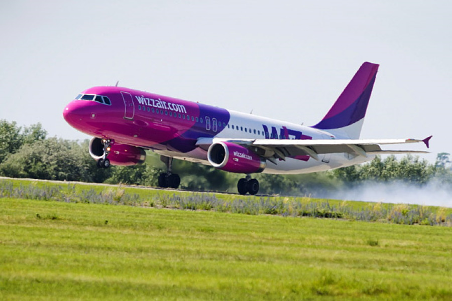 Passengers Escape Wizz Plane Via Emergency Chutes In Hungary