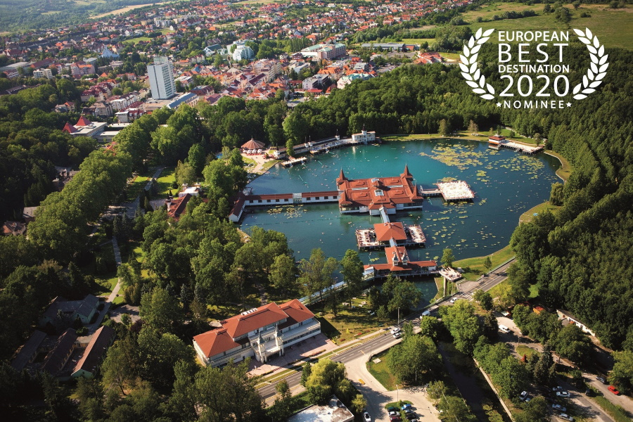 Video: Spa Town Hévíz Ranks 12th In European Destinations Of Excellence