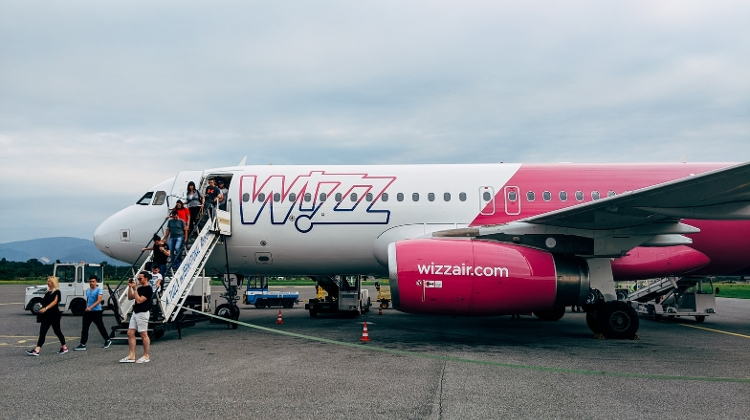 Wizz Air Suspends Flights To Odessa For Security Reasons, Closes Other Flights Indefinitely