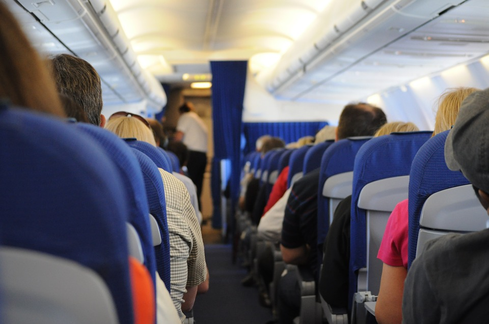 Hungarian Duo Fined For Not Wearing Masks On Plane