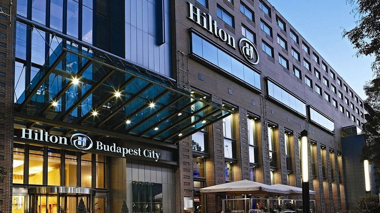 Budapest's Westend Hilton Will Change To Crowne Plaza