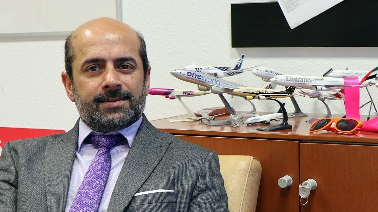Chief Commercial Officer Kam Jandu To Leave Budapest Airport