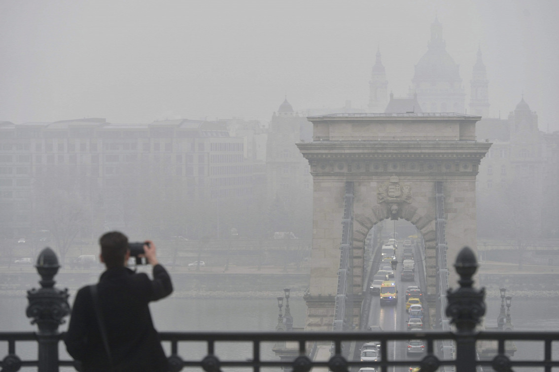 Air Quality Worsens In Key Hungary Cities