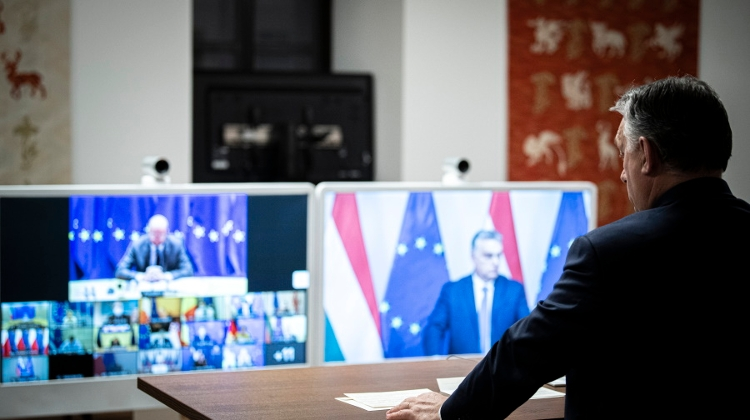 PM Orbán To Push For Quicker Covid Vaccine Rollout In EU Videoconference