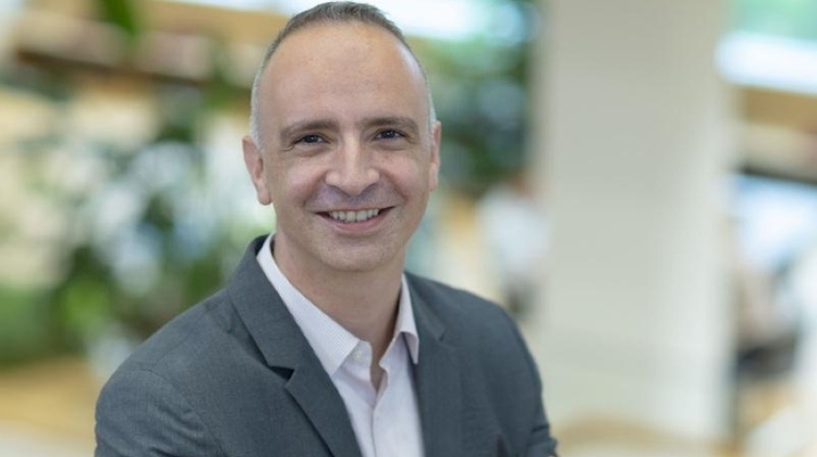 New Expat General Manager At Helm Of Roche's Budapest Office