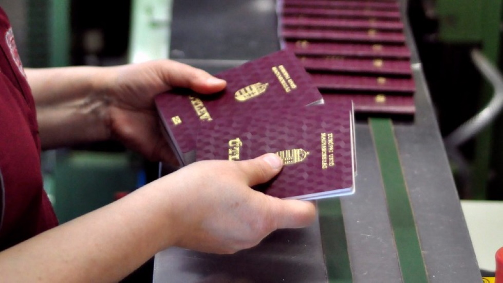 Passport Fraud Scam For Foreigners Uncovered In Hungary