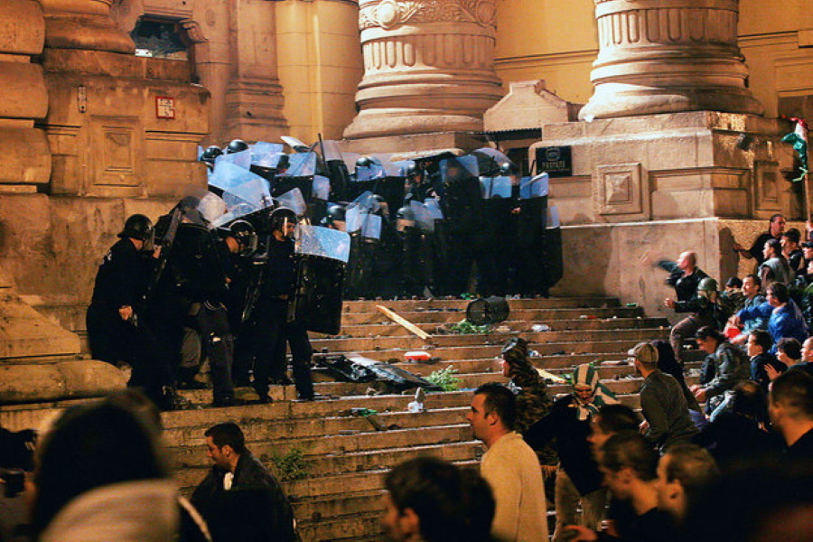Opinion: US Capitol Hill Riot Compared & Contrasted To Hungary In 2006