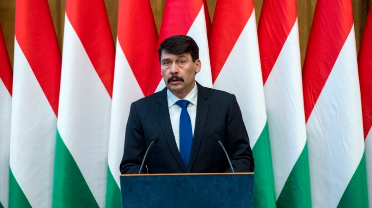 """Hungary Could Ease Covid Restrictions In May, Hopefully"" - Says President Áder"