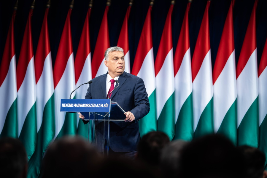 Hungary To Ease Restrictions Once Enough Vaccine In Stock, Says PM Orbán