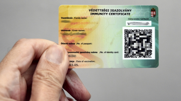 Special Report: Covid Immunity Card - Who Is Eligible & How To Get It In Hungary