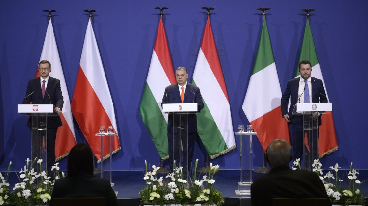Hungarian Opinion: Orbán, Salvini & Morawiecki Plan A New Right-Wing Alliance