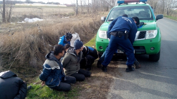 International People Smuggling Ring Arrested In Hungary