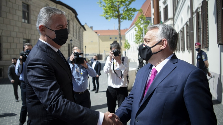 'Significant Presence Of Hungarian Capital In Montenegro' Reported After Meeting Of PM Orbán & President Đukanović