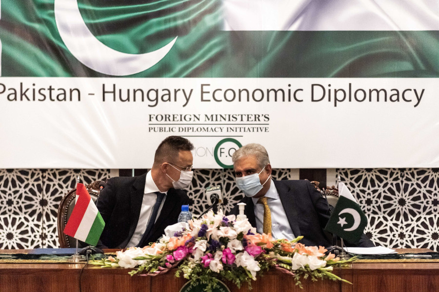 "Hungary & Pakistan Seek Stronger Cooperation, Agree It's Unnecessary To ""Lecture Each Other"""