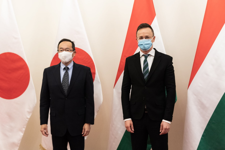 Japanese Companies Key To Hungary Economic Growth, Says FM