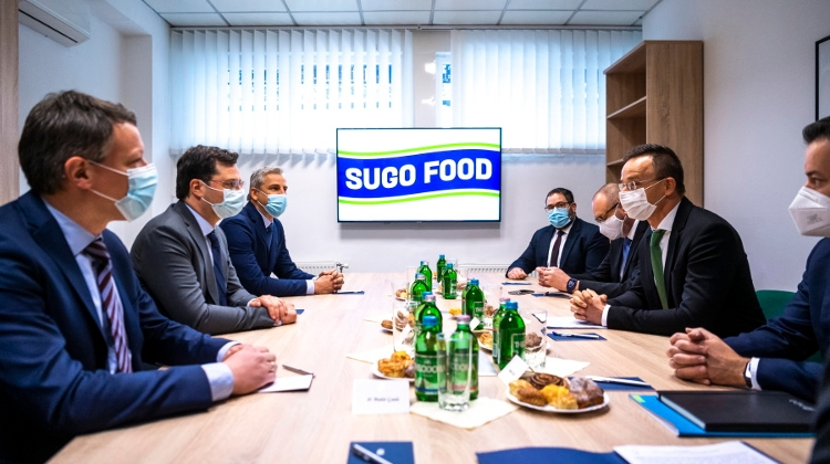 Watch: Sugo Food To Invest HUF 5.4 Billion At South Hungary Base