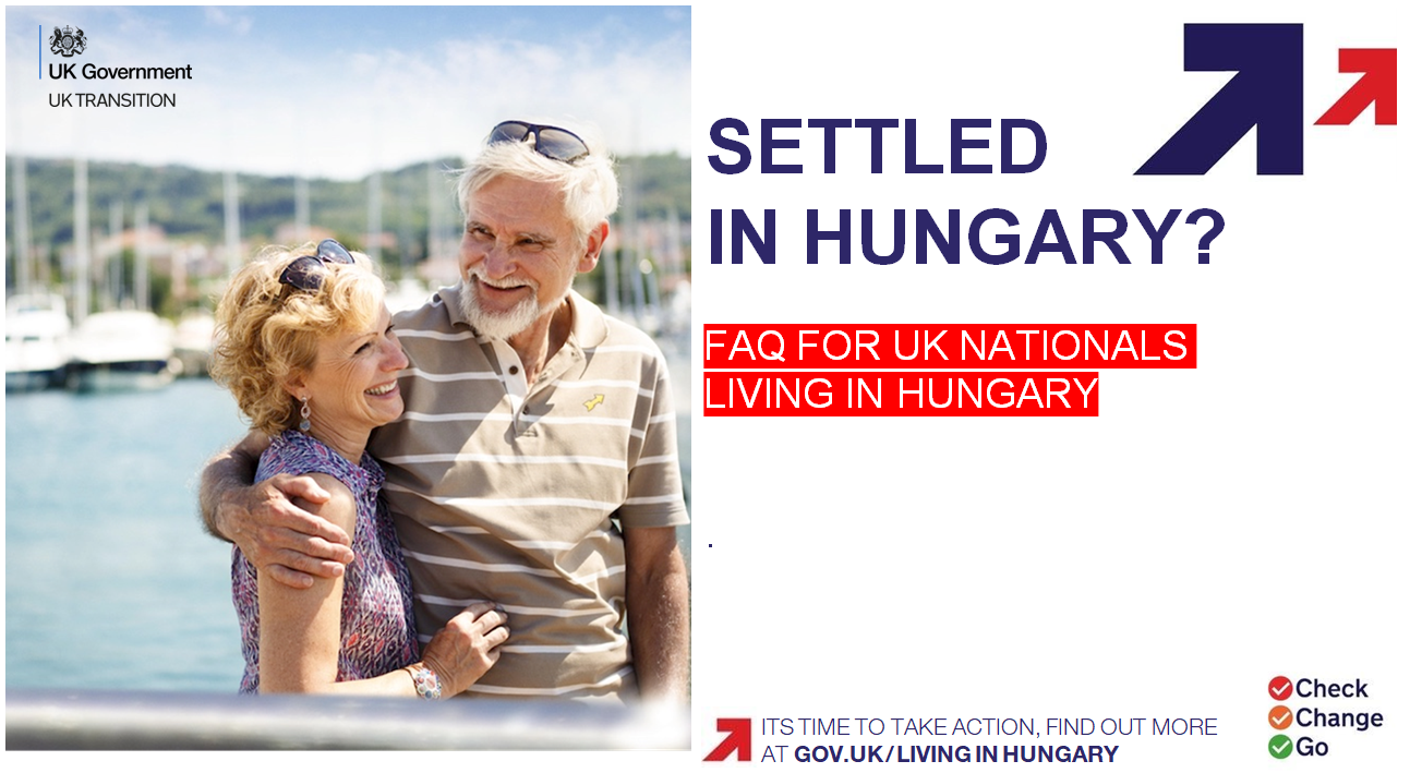 Frequently Asked Questions For UK Nationals Living In Hungary Answered